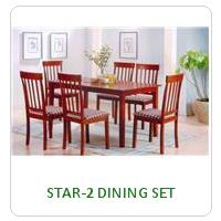 STAR-2 DINING SET
